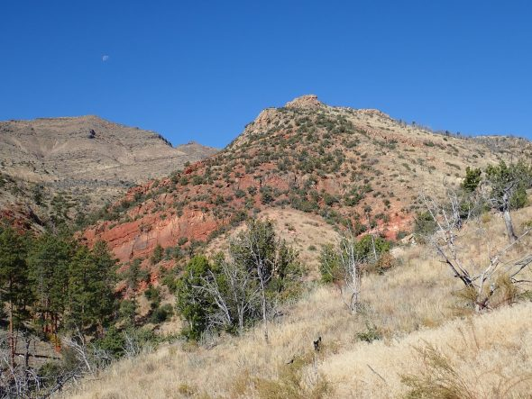 Wanderlusting the Galisteo Formation