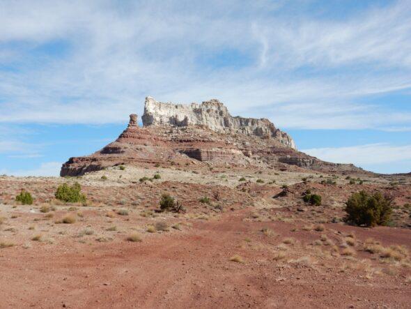 90th Birthday Wanderlust, Day 7: Temple Mountain