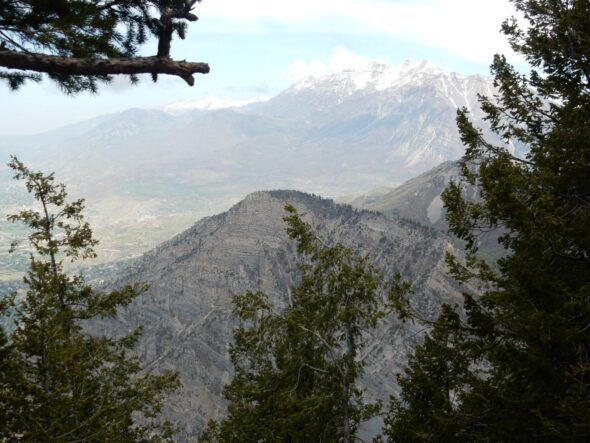 90th Birthday Wanderlust, Day 10: Y Mountain